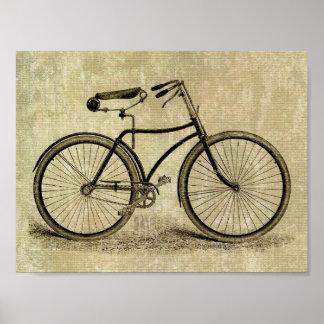 Poster Vintage bicycle