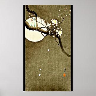 Poster-Vintage Japanese Art-Ohara Koson 7