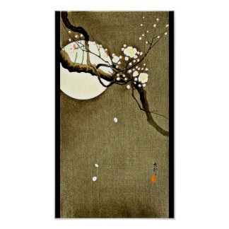Poster-Vintage Japanese Art-Ohara Koson 7 Poster
