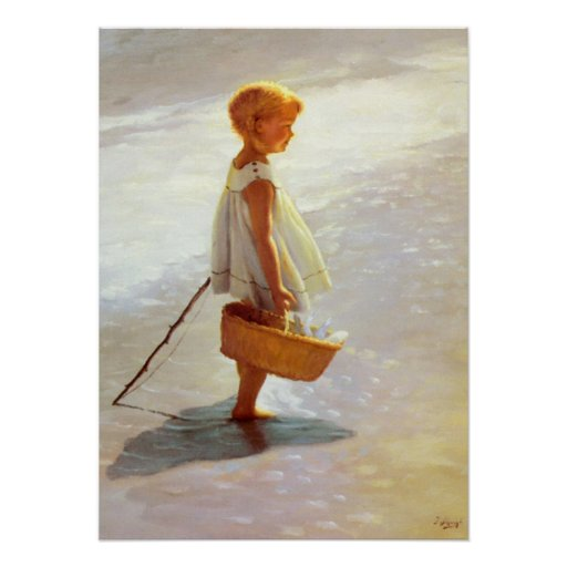 Poster With Wonderful I. Davidi Painting