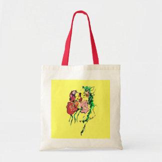 POSTERS,ART PRINTS,FLOWERS, SURREAL BAG