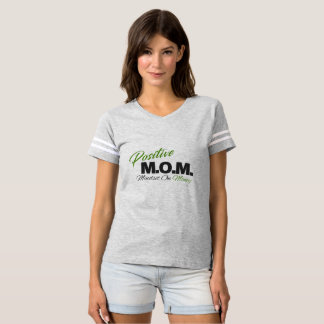 Postive M.O.M. (Mindset On Money) T-Shirt