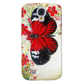 Postman Butterfly Galaxy S4 Case