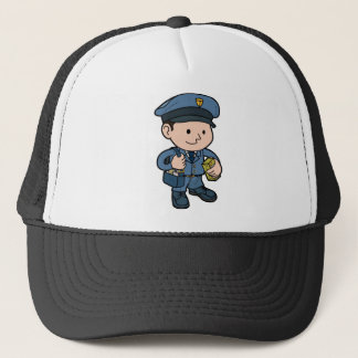 postman or Mail-man Trucker Hat
