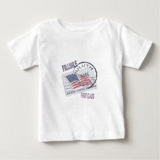 Postmark Duluth 55812 T-shirts