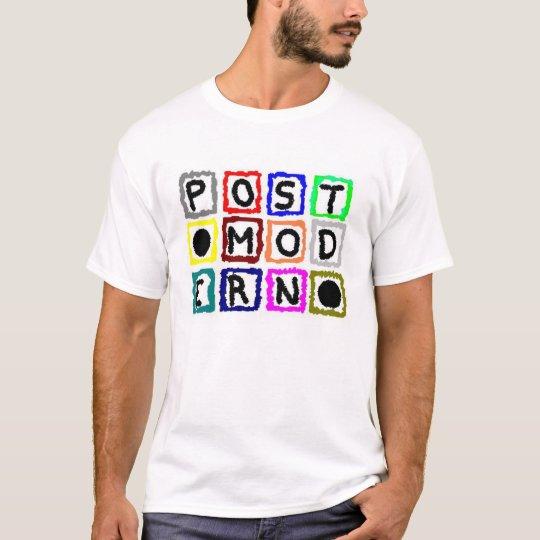 Postmodern Blocks T-Shirt