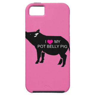 Pot Belly Pig iPhone 5 Case