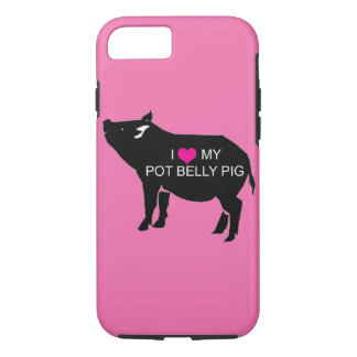 Pot Belly Pig iPhone 7 case