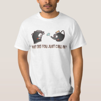Pot Calling the Kettle Black Tshirts