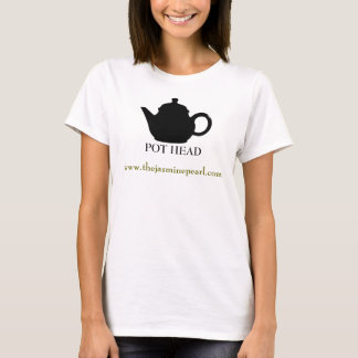 Pot Head Women's Shirt - Customized