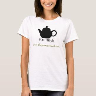 Pot Head Women's Shirt - Customized