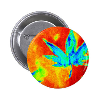 Pot Leaves In Heated Up Image Pins