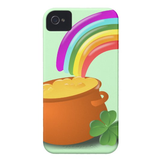 Pot O' Gold Case-Mate iPhone 4 Case