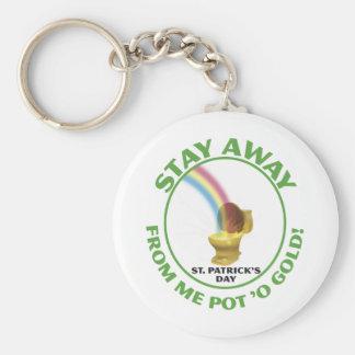 Pot o Gold Key Chains