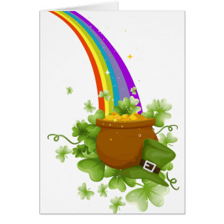 Pot of Gold Card
