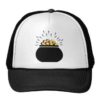 Pot of Gold Trucker Hats
