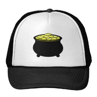 Pot Of Gold Mesh Hats