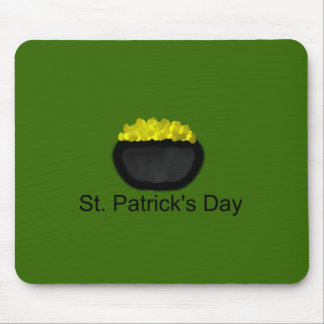 Pot Of Gold Mouse Pad