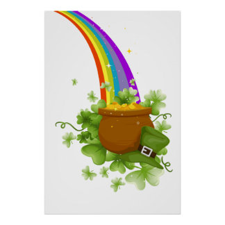 Pot of Gold Print