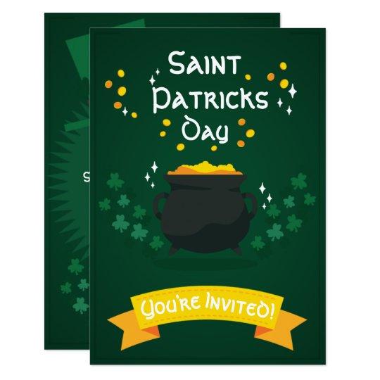 Pot Of Gold   St. Patricks Day Party