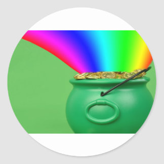 pot of gold stickers