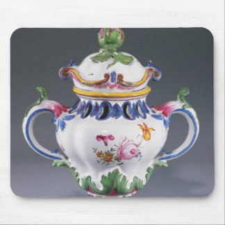 Pot-pourri Vase, made in Strasbourg, c.1754-60 Mouse Mat