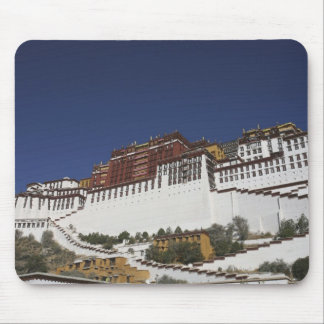 Potal Palace in Lhasa, Tibet. Mousepads
