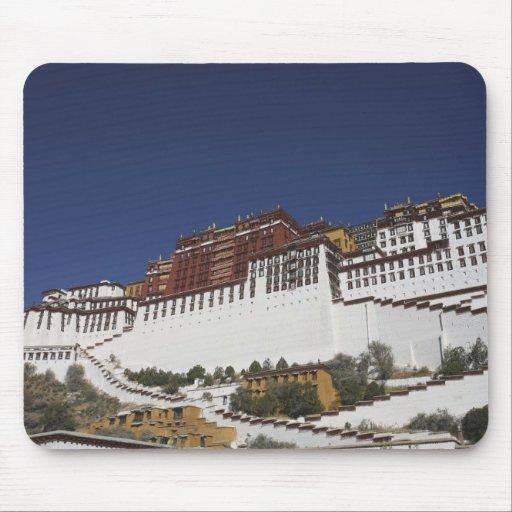 Potal Palace in Lhasa, Tibet. Mousepads