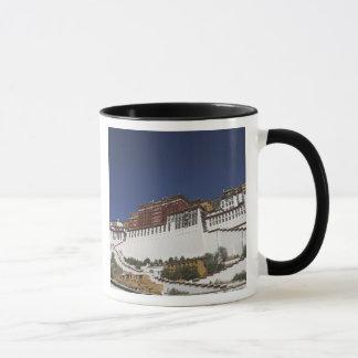 Potal Palace in Lhasa, Tibet. Mug