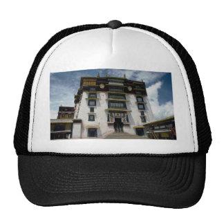 Potala inner court, Tibet, China Trucker Hat