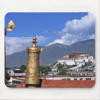 Potala Palace in Lhasa, Tibet taken from Mouse Pad