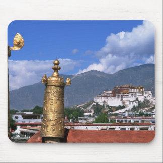 Potala Palace in Lhasa, Tibet taken from Mousepads