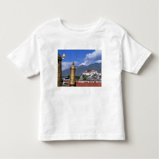Potala Palace in Lhasa, Tibet taken from Toddler T-Shirt