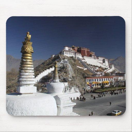 Potala Palace, Lhasa, Tibet Mousepad