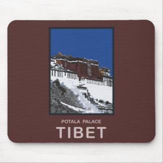 Potala Palace Lhasa Tibet Mouse Pad