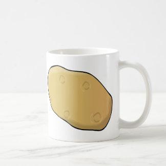 Potates Basic White Mug