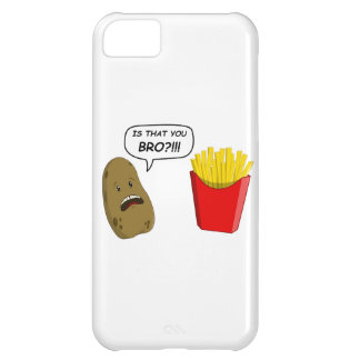 potato and fries case for iPhone 5C