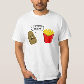 potato and fries T-Shirt