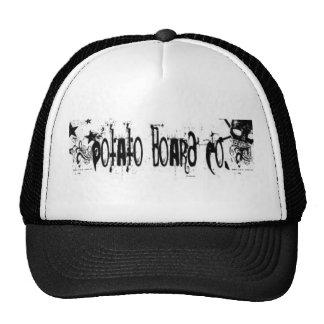 potato board hat