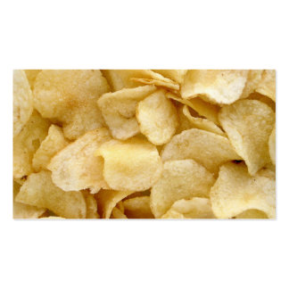 Potato Chip business card