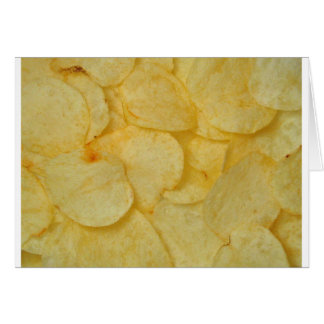 Potato Chip Card