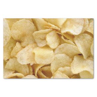 Potato Chip tissue paper