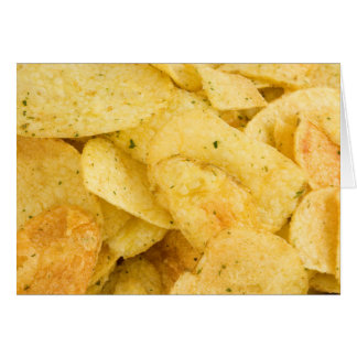 Potato Chips Card