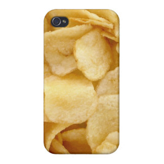 Potato Chips iPhone 4 Case