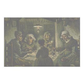 Potato Eaters by Vincent Van Gogh Flyers