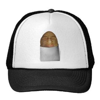 Potato Frown Mesh Hat