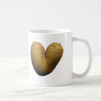 Potato love coffee mug