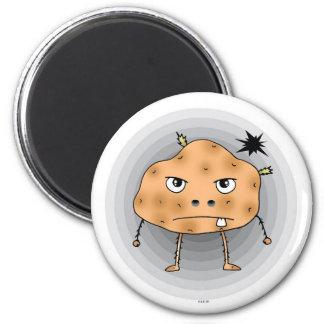 Potato magnet