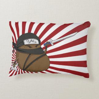 potato ninja decorative cushion