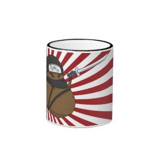 Potato Ninja Ringer Mug